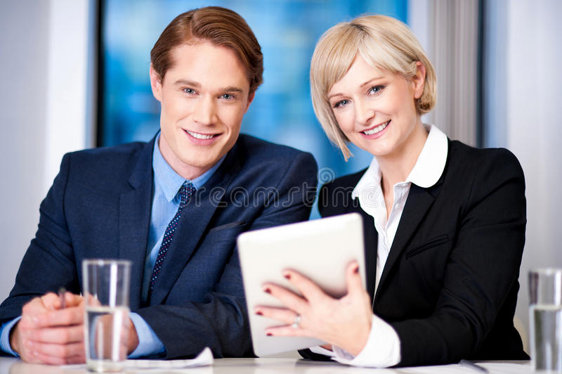 Download Our Business Is Growing Annually Boss! Stock Image - Image: 35434185