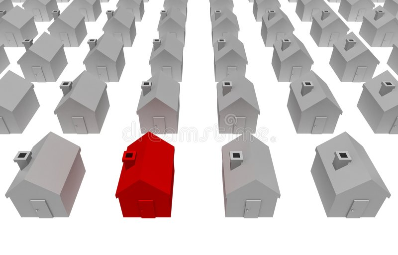 Download Our Home Stock Image - Image: 4578691