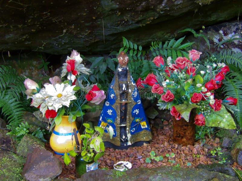 Our Lady Aparecida stock photos