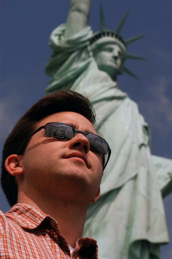 Download Our Past & Future stock image. Image of statute, america - 47447