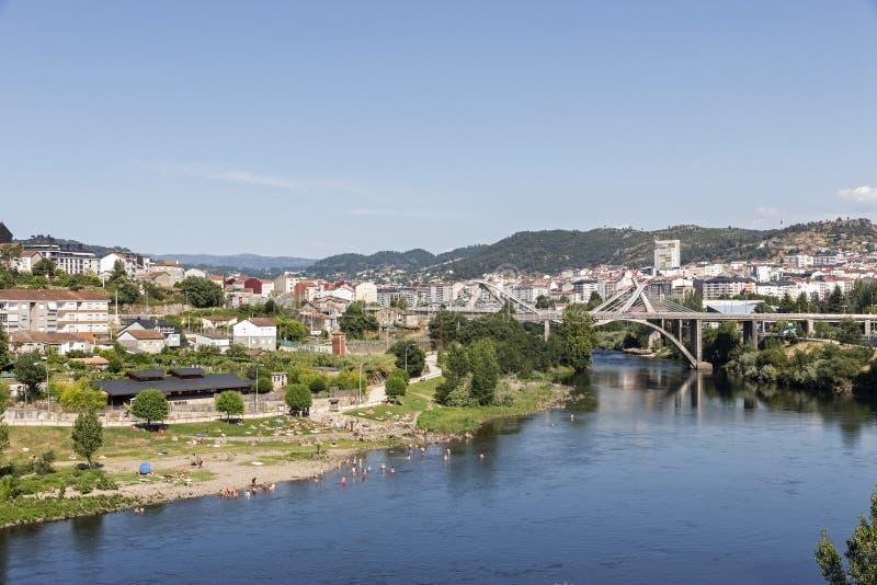 Ourense, Galiza, Espanha imagem de stock royalty free