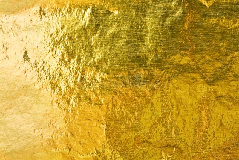 Download Ouro imagem de stock. Imagem de brilho, lustrado, folha - 12810047