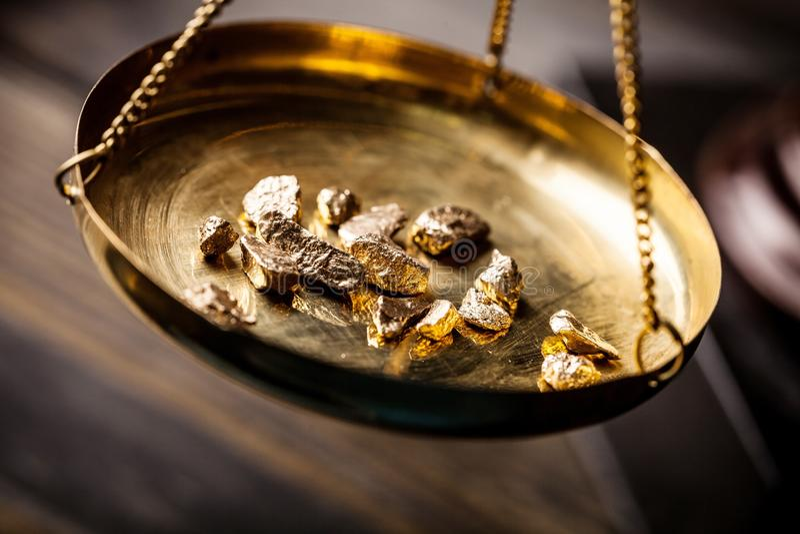 ouro imagens de stock royalty free