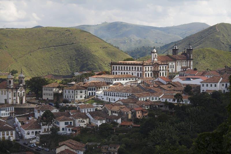 Ouro Preto photo libre de droits