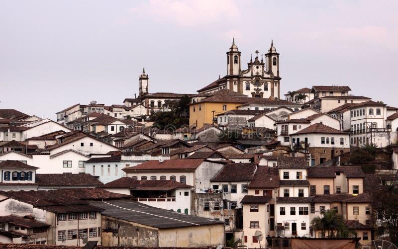 Ouro preto, Brazil obraz royalty free