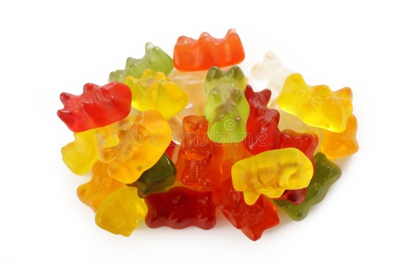 Ours de gelée image stock