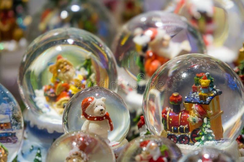 Ours triste de Noël images stock