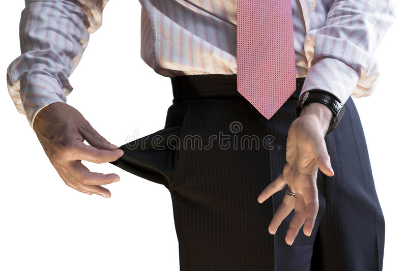 Download Out of budget stock image. Image of consultant, cloth - 1657473