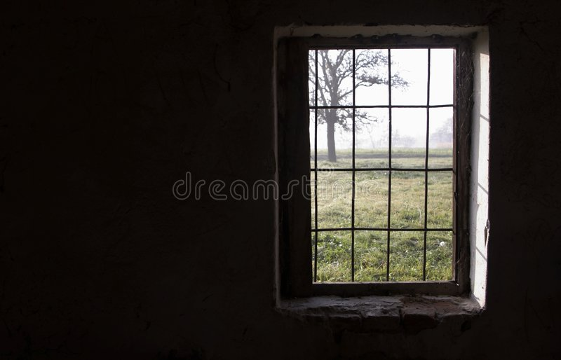 Download Out from darkness stock image. Image of ghost, desolate - 685005