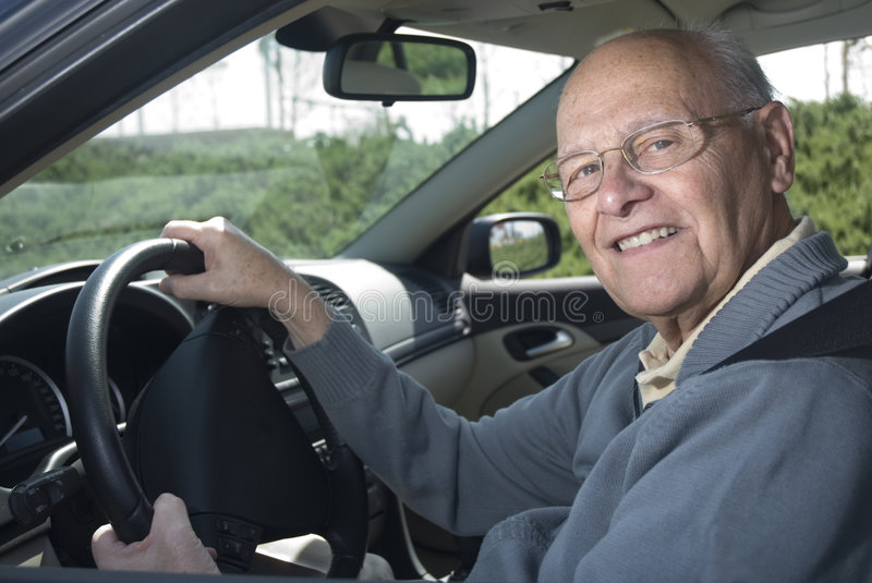 Download Out for a drive stock photo. Image of citizen, ageing - 5089174