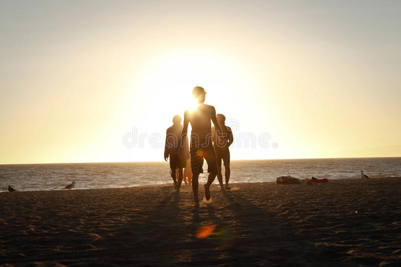 Out of the Sun royalty free stock photos