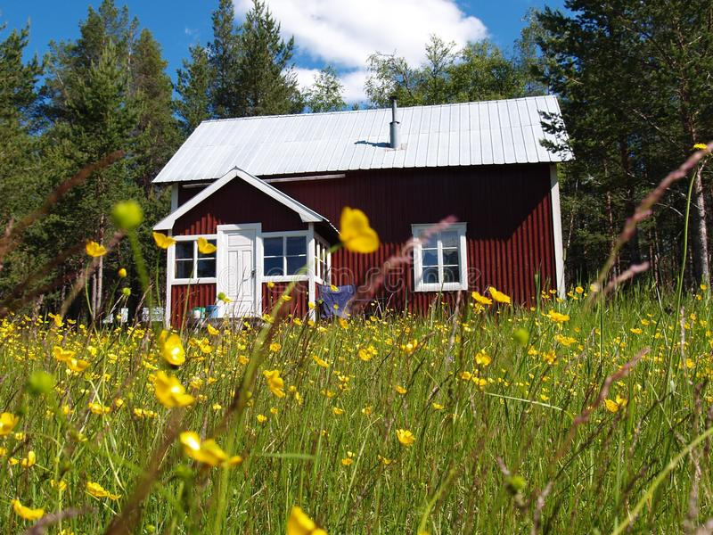 Download An Out-of-town Cottage Is In The Country Stock Photo - Image: 13016304