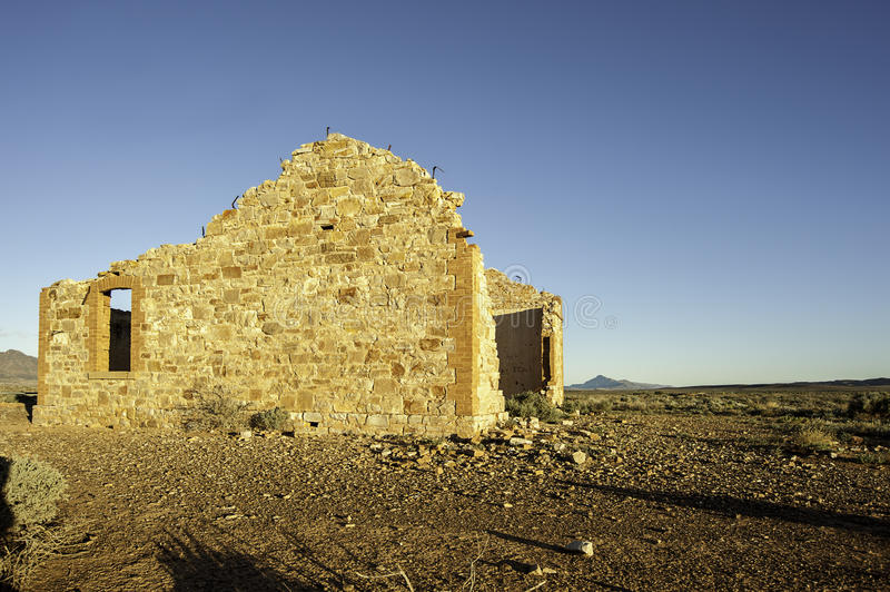 Download Outback Ruins II stock image. Image of image, terrain - 28914847