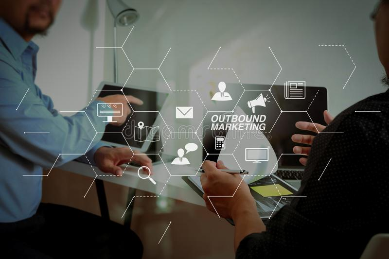 co working team meeting concept,businessman using smart phone an stock images