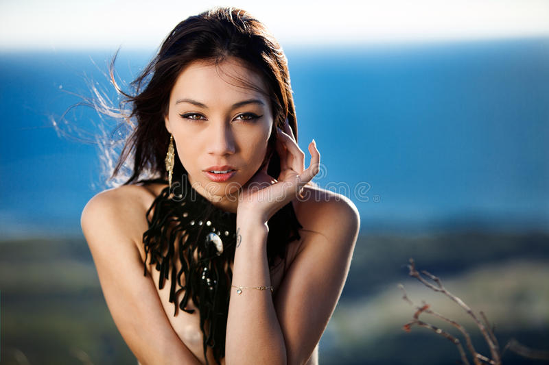 Outdoor beauty royalty free stock images