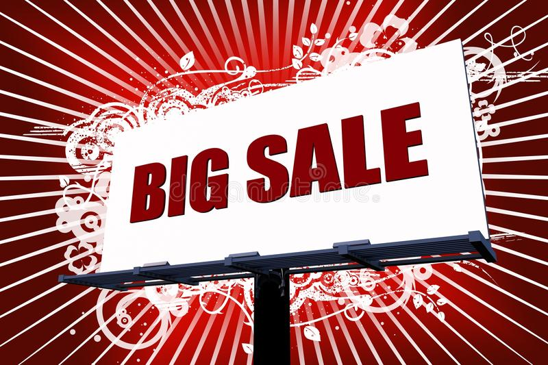 Download Outdoor Billboard stock illustration. Image of graphic - 24165118