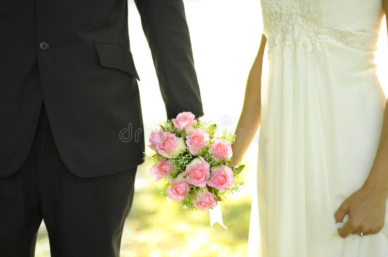 Download Outdoor Bride and Groom stock image. Image of people - 20040073