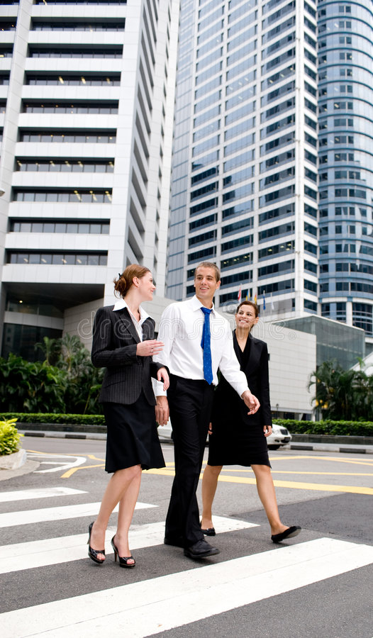 Outdoor Business stock photography