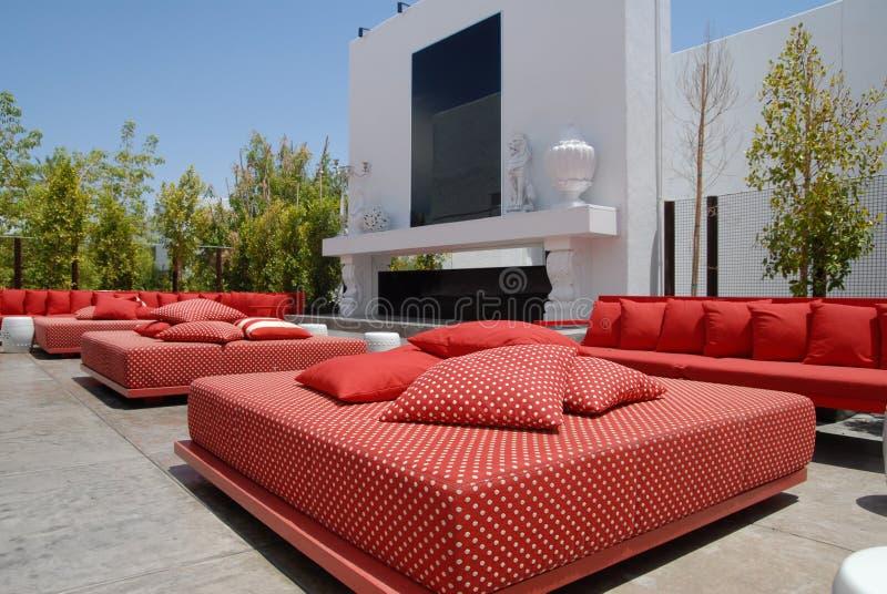 Download Outdoor club venue stock photo. Image of venue, patio - 10283820