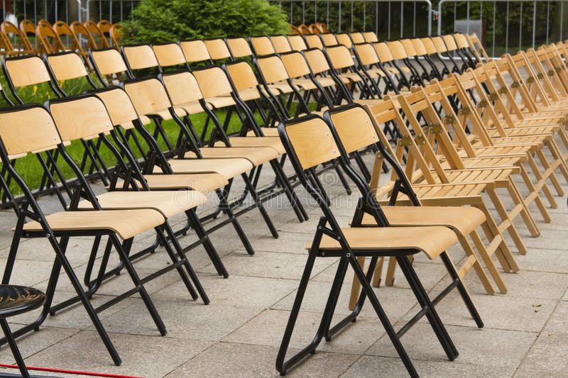 Download Before Outdoor Concert Royalty Free Stock Photography - Image: 16018087