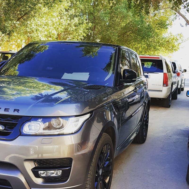 Range rover sport stock photos