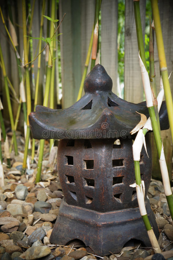Download Outdoor decor stock image. Image of bamboo, metal, decor - 30641149