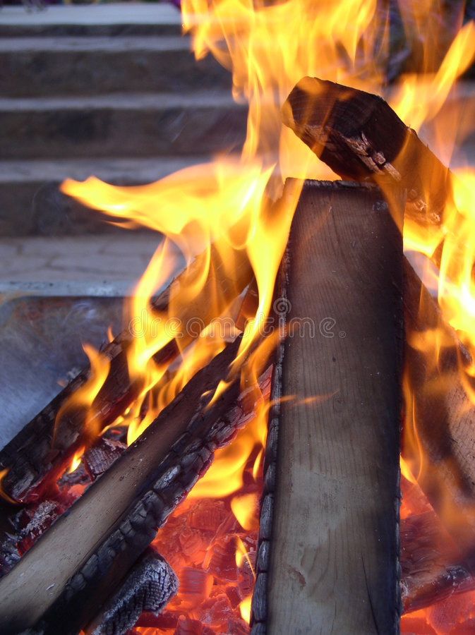 Free Outdoor Fire Royalty Free Stock Images - 1791699