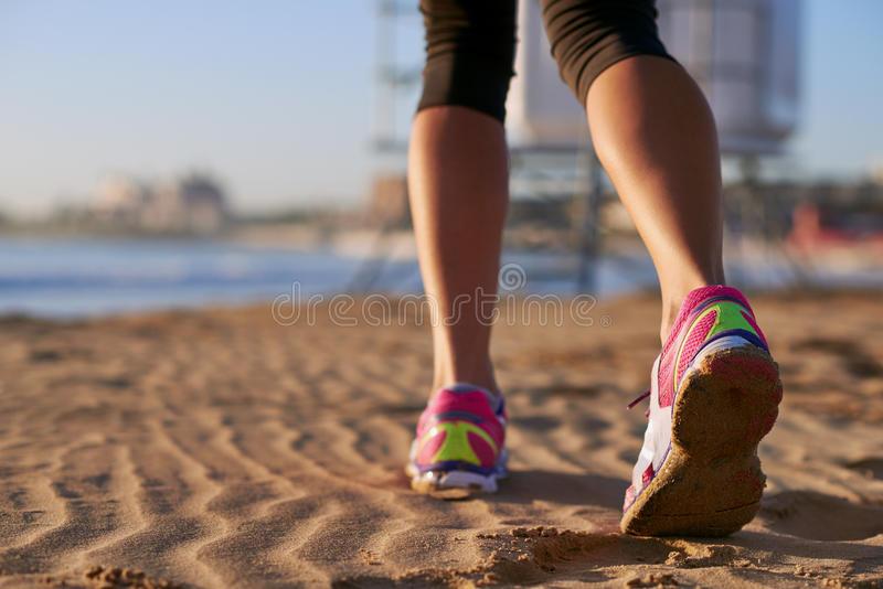 Outdoor fitness royalty free stock photo