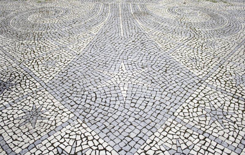 Download Outdoor Floor Tile Stock Image. Image Of Grey, Footpath   43212541