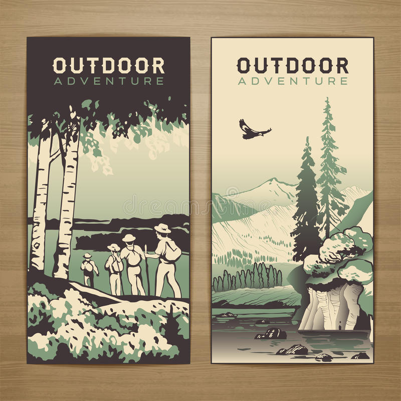outdoor flyer