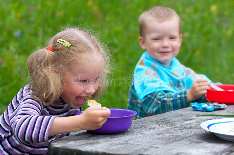 Download Outdoor lunch stock photo. Image of outdoors, leisure - 7284750