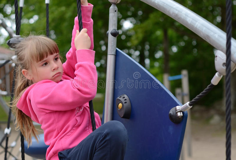 Download Outdoor Playground Adventures Stock Image - Image: 26168081