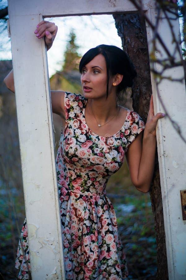 Outdoor Portrait Of Woman Free Public Domain Cc0 Image