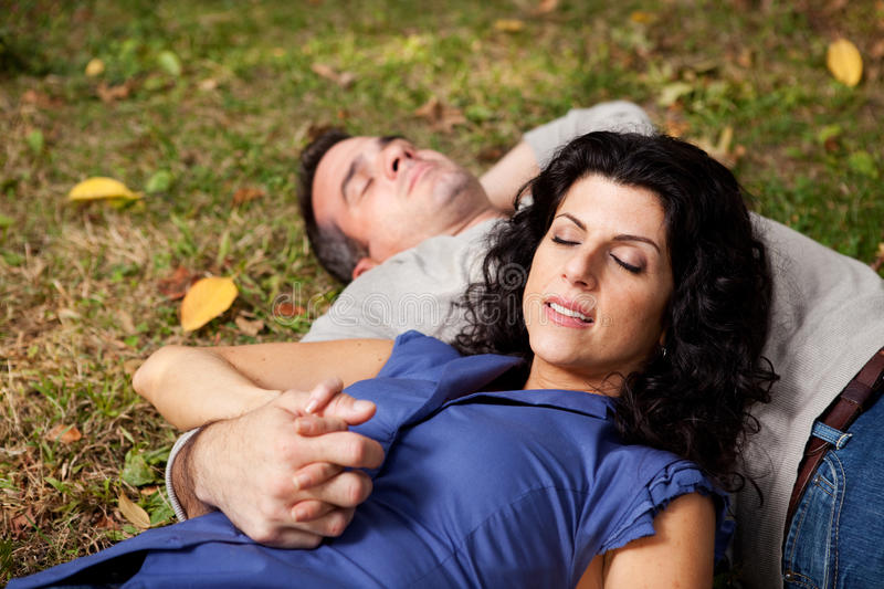 Download Outdoor Relax stock photo. Image of attractive, love - 11752328