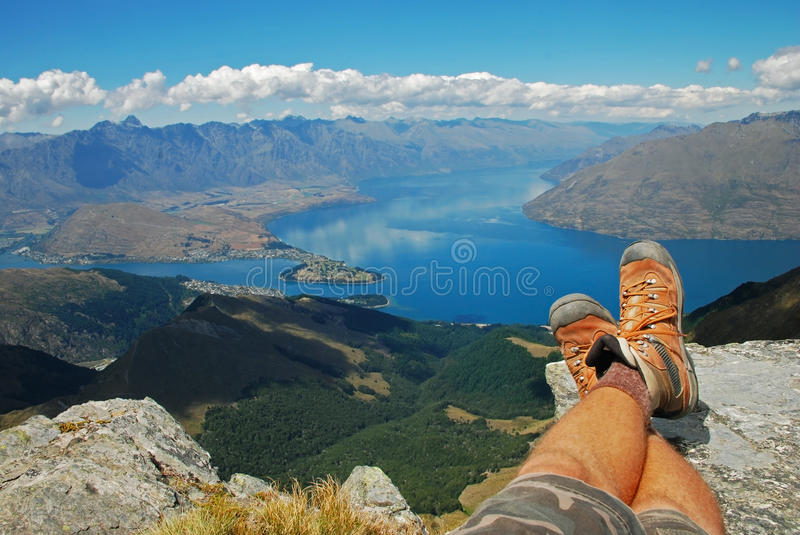 Download Outdoor relaxation stock image. Image of path, popular - 14900917