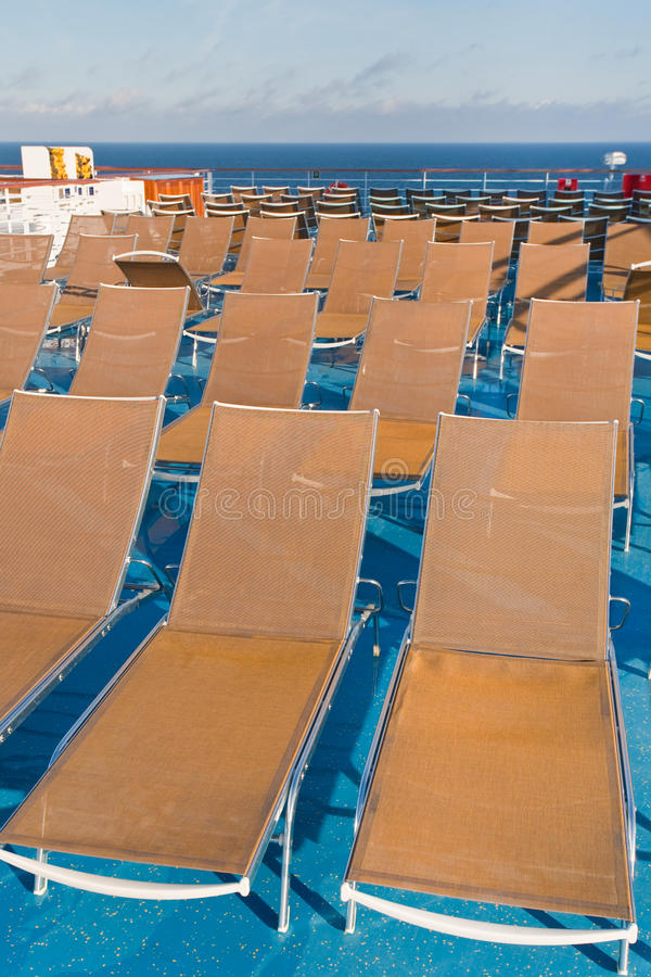 Download Outdoor Relaxation Area Of Cruise Liner Stock Photo - Image: 21599644