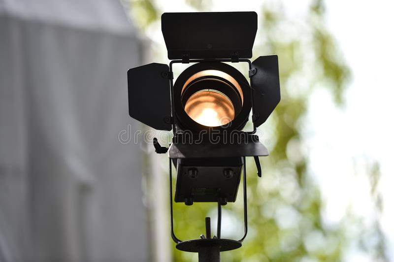 Professional lighting reflector used outdoor stock photo image of download professional lighting reflector used outdoor stock photo image of objects light 121420254 aloadofball Gallery