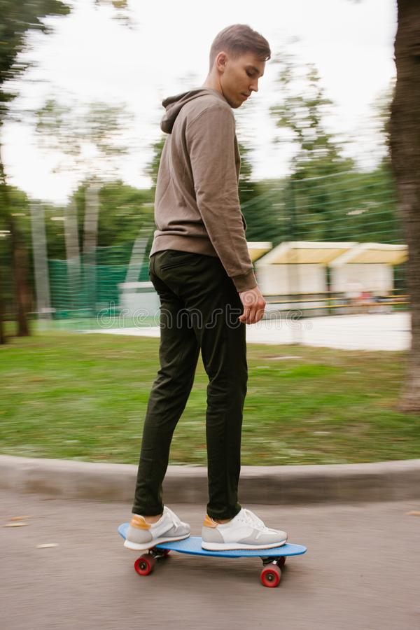 Outdoor sport healthy active youth lifestyle royalty free stock photography