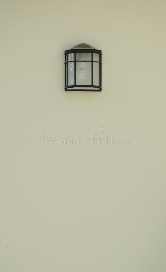 Free Outdoor Wall Light Royalty Free Stock Image - 36940016