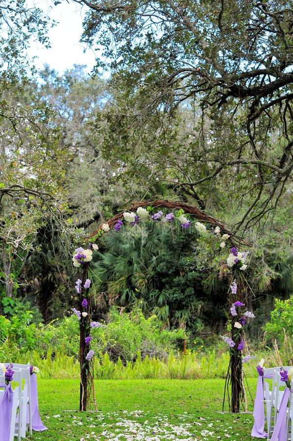Outdoor Wedding Venue In Florida Royalty Free Stock Photo Image 38025835