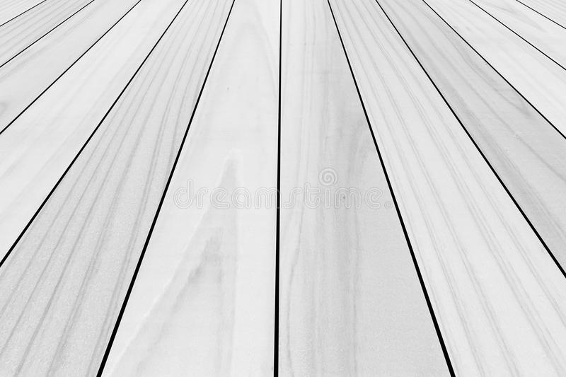 outdoor white wood floor texture and background