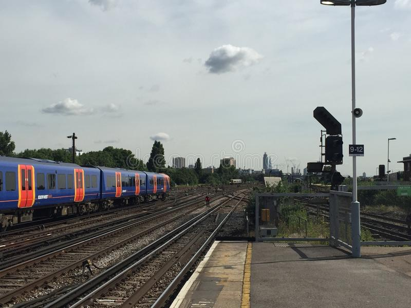 Outer London stock images