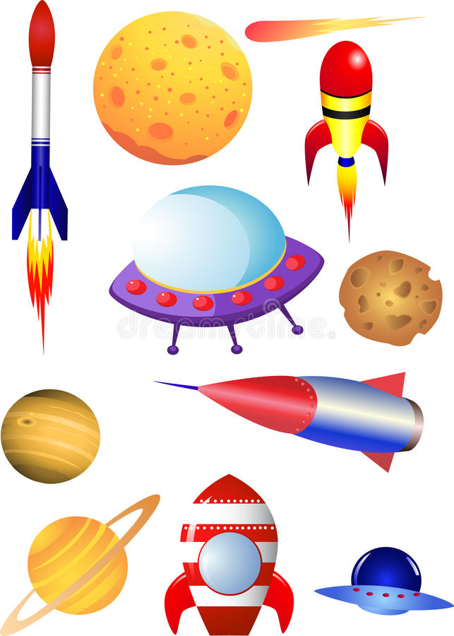 Outer Space Elements