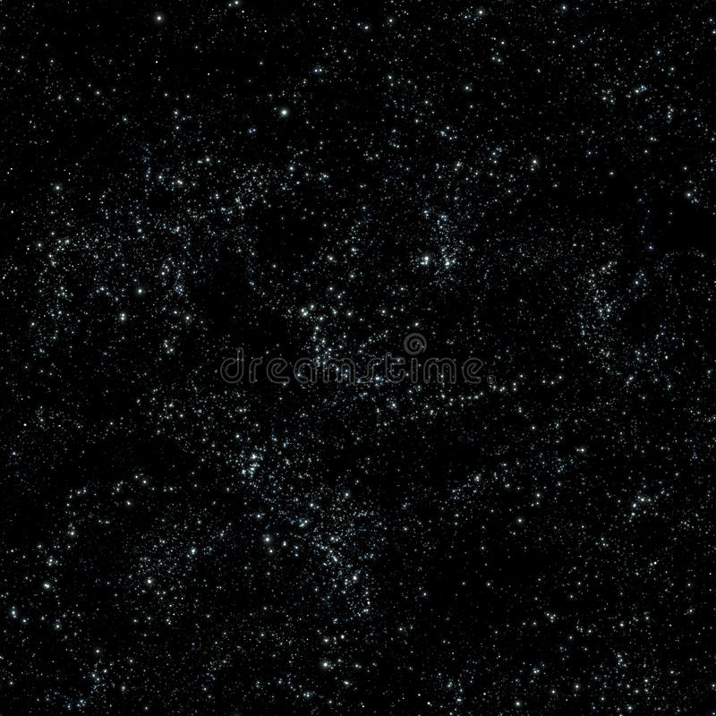 Download Outer Space Galaxy Texture Tile Stock Illustration - Image: 11833160