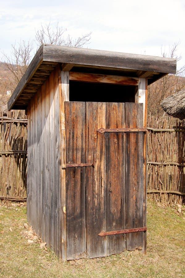 outhouse стоковые фотографии rf