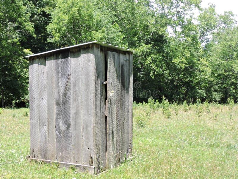 outhouse fotografia de stock royalty free