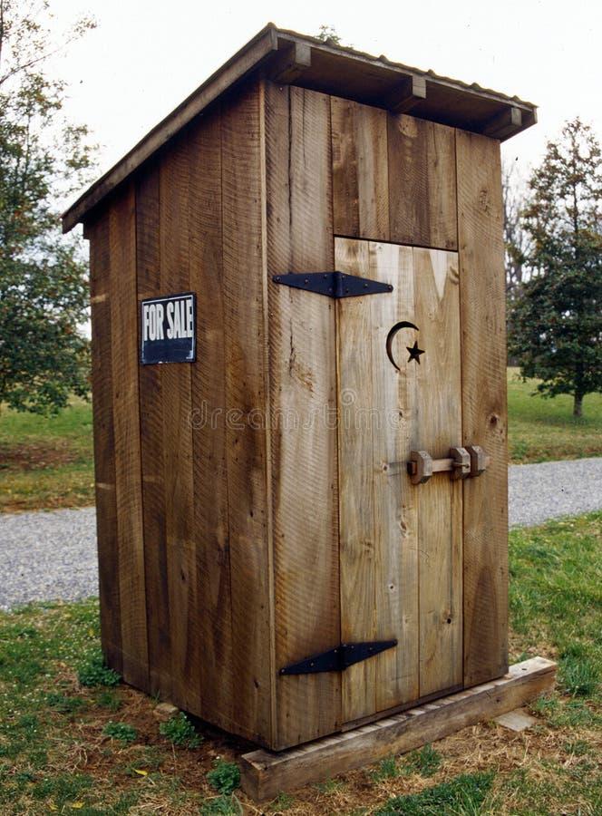 outhouse стоковые изображения