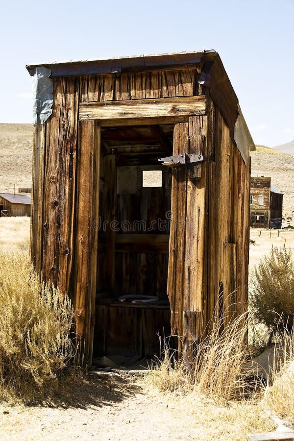 outhouse стоковая фотография