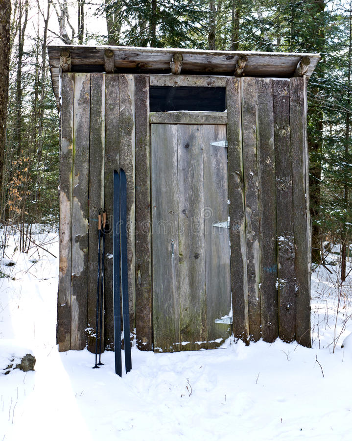 Download Outhouse - Remote Relief stock photo. Image of pole, cross - 22877698