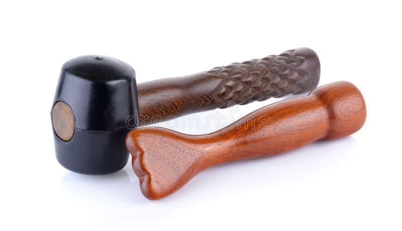 Outil de massage photo libre de droits